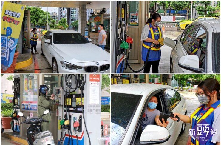 台灣中油74週年慶,推出加油抽獎活動,消費者有機會抽中加油金及iPad Air等大獎。(圖∕台灣中油)