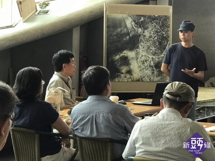 新頭條直播會客室~專訪員山機堡創意長楊基山暢談機堡與觀光