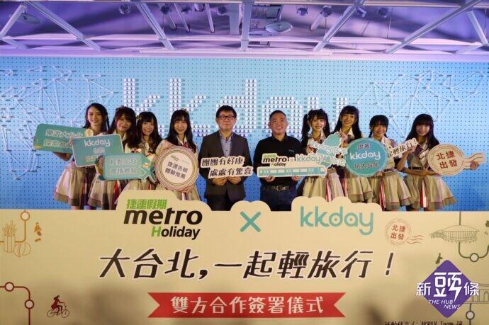 Metro Holiday × KKday專屬旅遊平臺上線 邀請您與臺北捷運一起輕旅行!