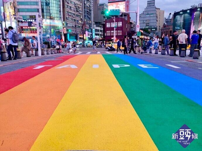 捷絲旅台北西門館推出Color Taipei彩虹住房專案