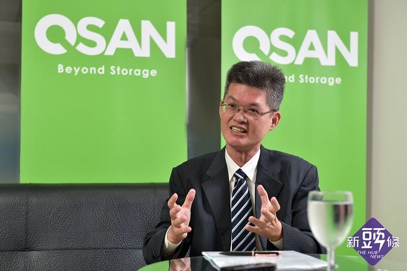 有政府有安心!政府挺廣盛 QSAN對抗疫情更注入營運能量