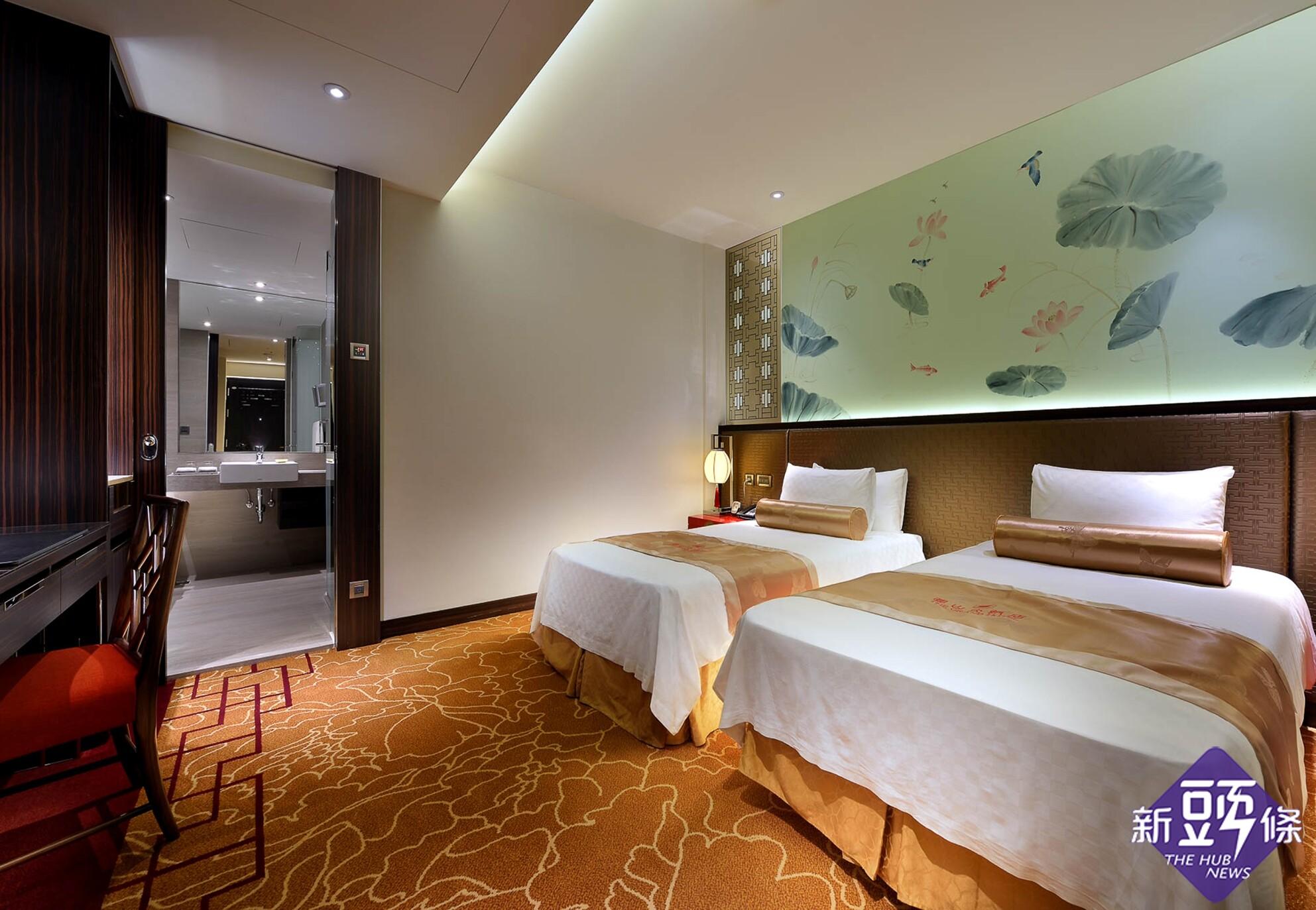 圓山大飯店 單身驕傲月讓你一個人也過得精彩