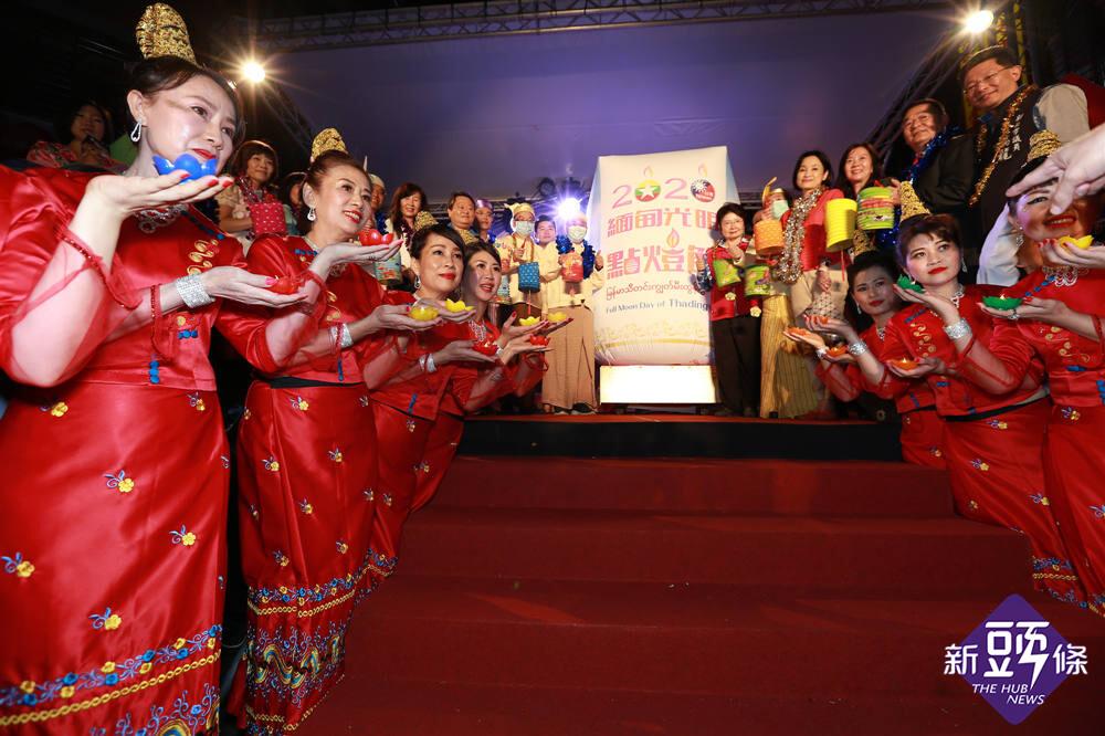 2020光明點燈祈福活動 新北市登場 為臺灣世界祈福