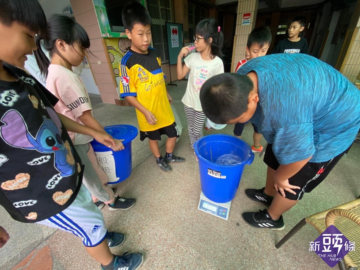 [垃圾減量專題]花蓮縣校園源頭減量競賽「減量小尖兵」