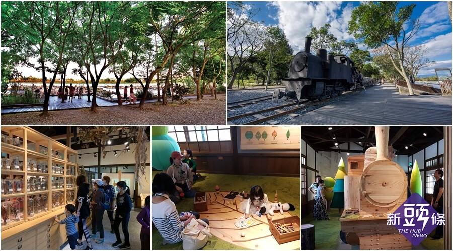 春節遊訪羅東林業園區 解說及相關活動報您知