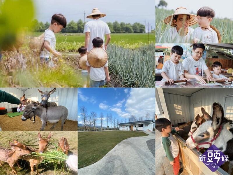 宜蘭農場新景點「星寶 l 鄉間小路」開幕!宜蘭人帶路4人同行1人免費