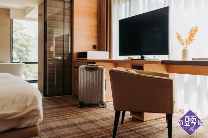 愛在一起 和逸、慕軒飯店每晚1799元起輕旅行 COZZI Blu加碼住一晚送一晚