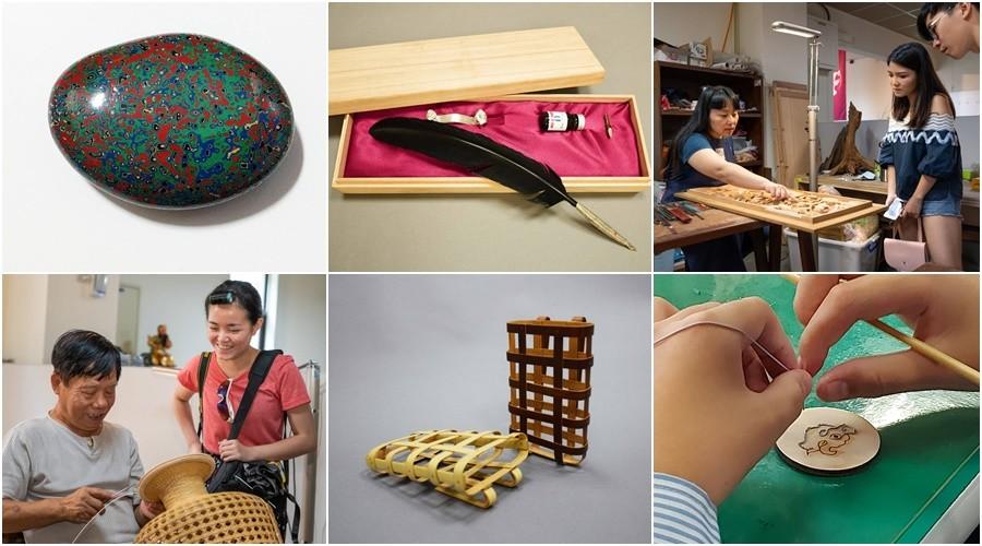 臺灣文博會盛大登場 邀民眾來趟傳統工藝的時間之旅