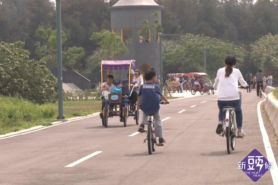 17公里親子單車賽 免費吃海鮮還可抽好禮