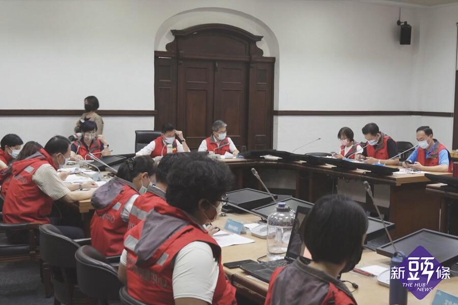 竹市防疫「準三級」 林智堅宣布4大防疫重點