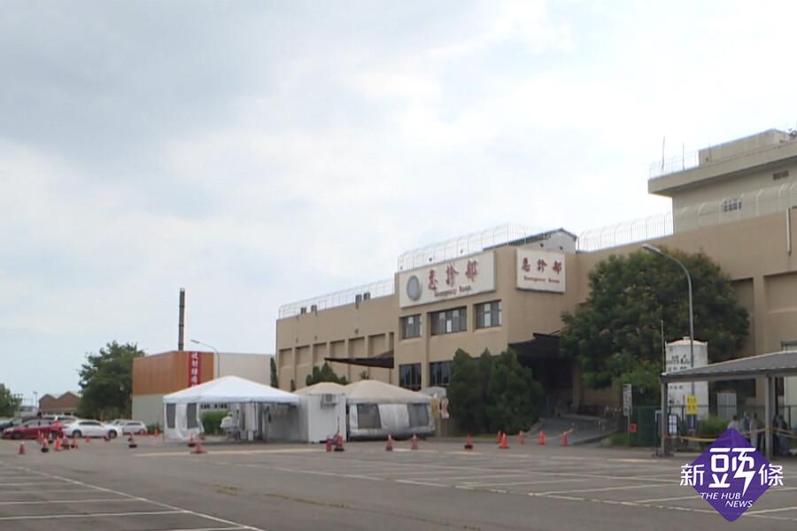 國軍桃園總醫院14人染疫 全院擴大採檢