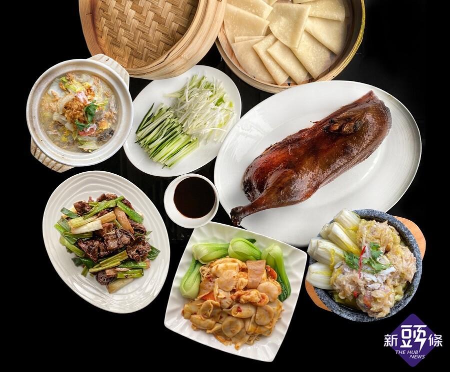 宅家樂饗!桃花林中華料理 新派粵菜經典 單品、套餐外帶外送