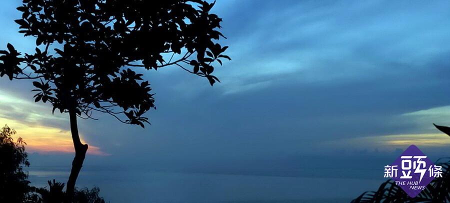 後山小調∕海上大雨瀑 朝霞亦相伴
