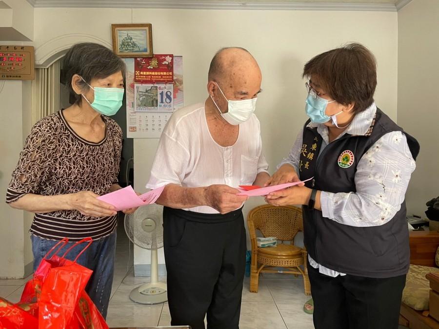 新冠確診死亡 羅東鎮每人6萬慰問金
