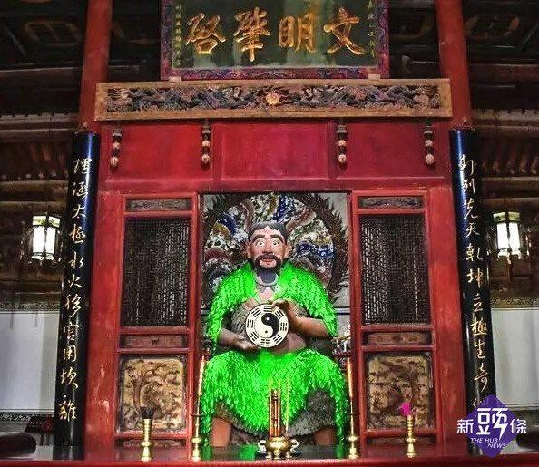 2021辛丑年 兩岸共祭人文始祖伏羲典禮 為台灣祈福
