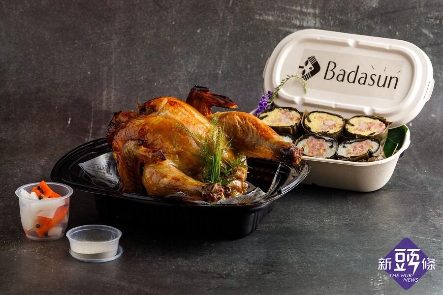 呼叫肉食控!牛排、豬腳通通有 「芭達桑」炫Food三選一 免費烤雞繼續送