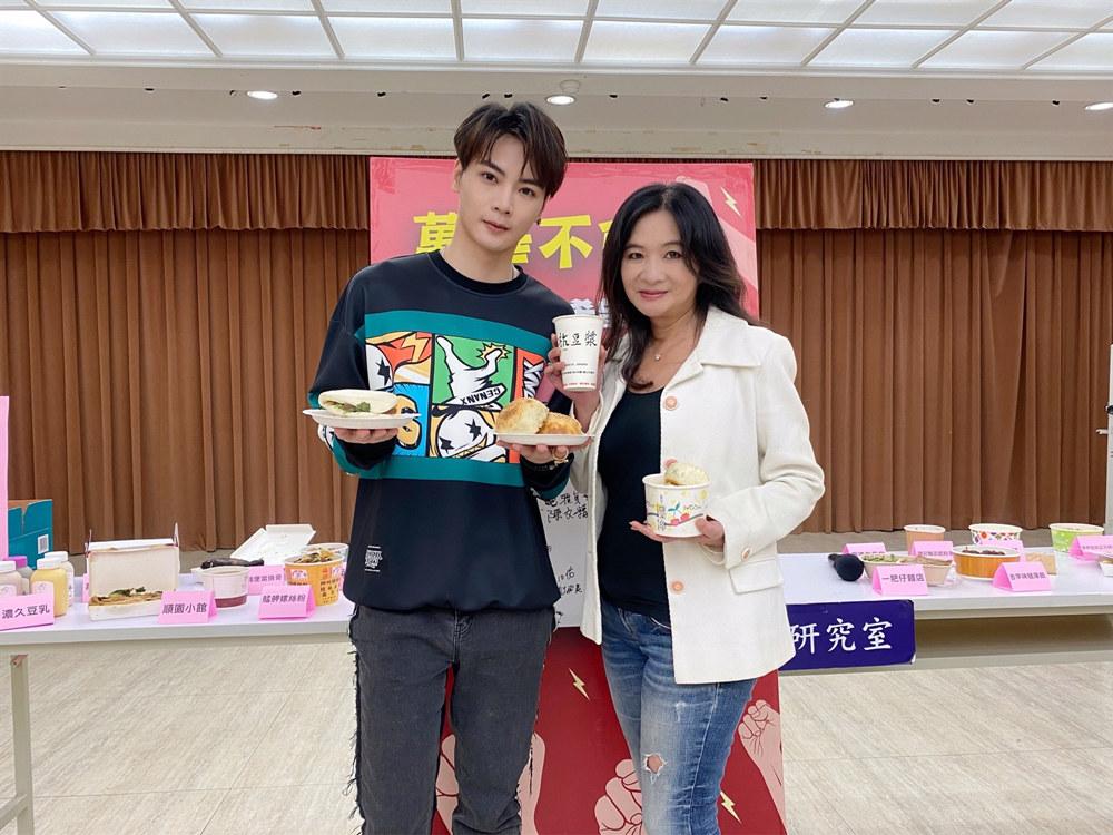 應曉薇號召下 古曜威回饋社區響應公益 助學童三餐溫飽!