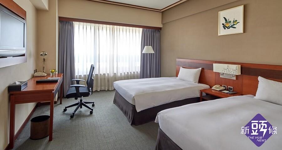 新竹福泰飯店 異地辦公專案